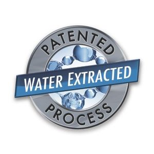 Patented Process Water Extracted